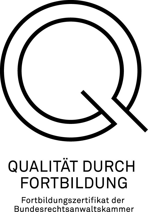 Q-Signet Bundesrechtsanwaltskammer Fortbildung