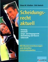 Buchcover Scheidungsrecht aktuell