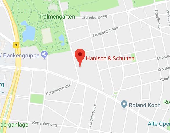 Kartenausschnitt Google-Map